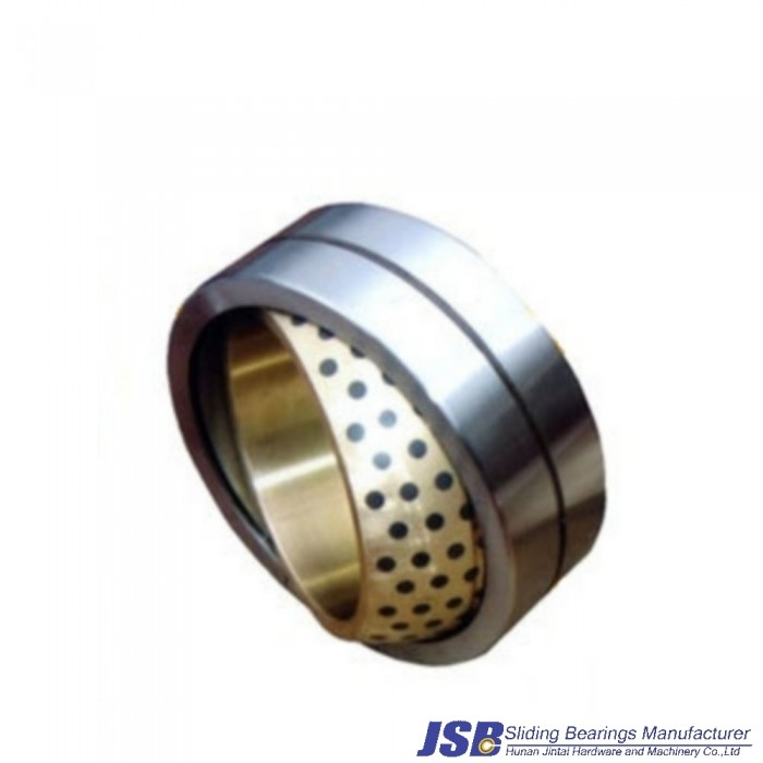 spherical bronze bearing,graphite lubricant bearing,self lubricating bearing