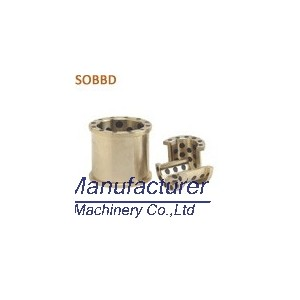 SOBBD bronze split type bush,cast 50SP2 guide bushing