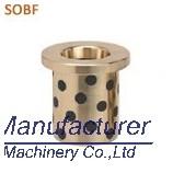 SOBF SOBFU bronze flange type oiles bush
