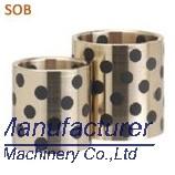 SOB SOBU bronze straight type guide bush