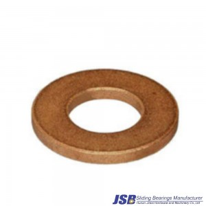 Sintered bronze washer disc,oilite thrust washer,sintered washer