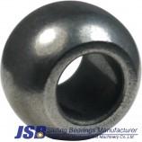 Spherical iron sintered bearing