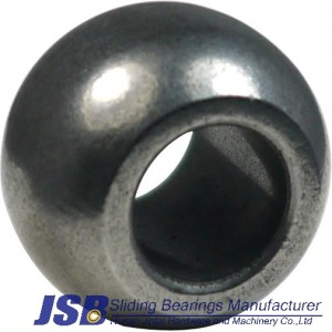 Spherical steel bearing,spherical shape sleeve bearing