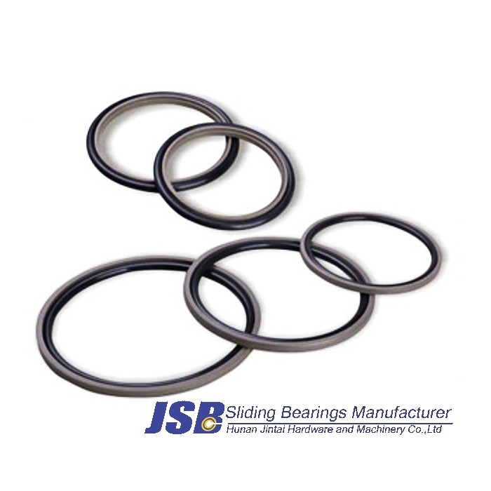 FP series hydraulic system modified polytetrafluoroethylene sealing element