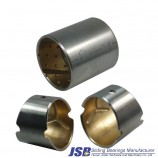 JF800 Oilless Bimetal Sliding Self Lubricating Bearing Bushing