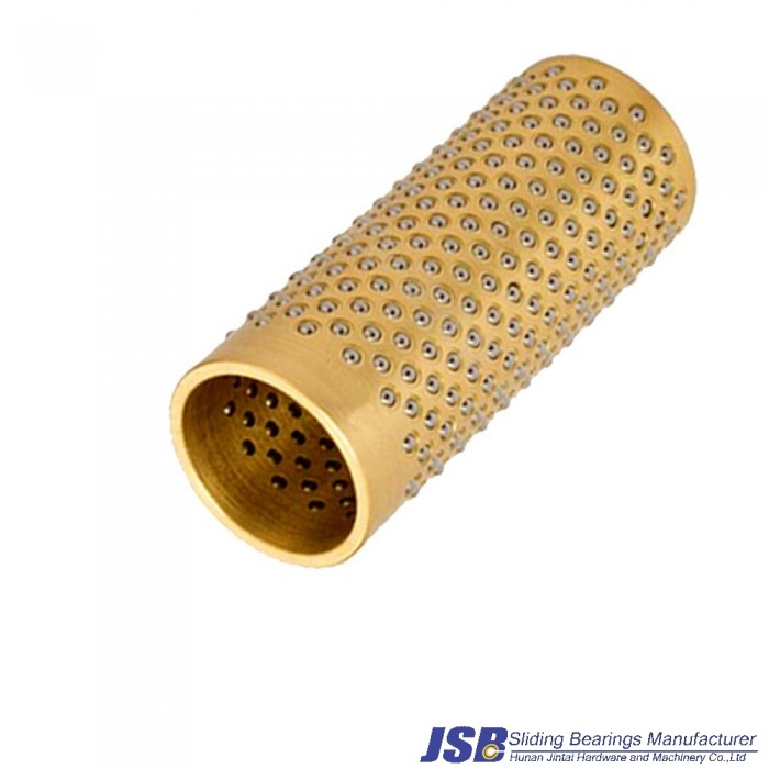 Brass Cage Ball Retainer Bush supplier for Mold Post