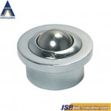 SP-15 model ball transfer uint,40kg load capacity ,15mm machined ball unit