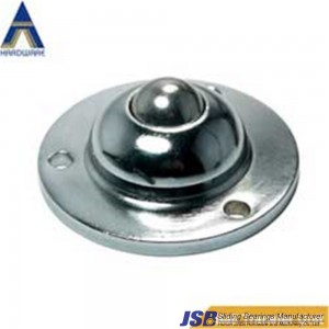 IS-10 ball transfer unit,35kg load capacity ,10mm ball unit