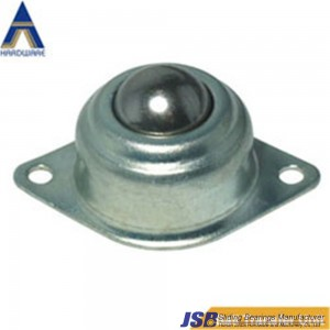 CY-15A model ball transfer unit,10kg load capacity ,flange carbon steel unit